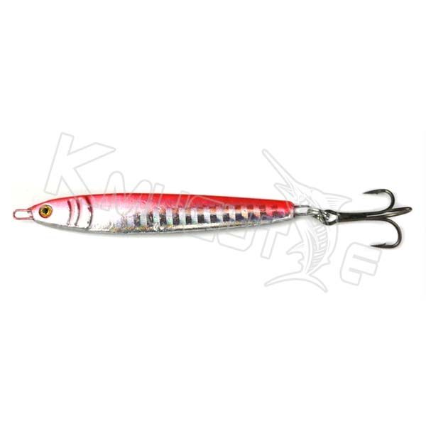 3 color lead baits
