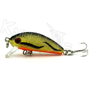 Mini minnow baits