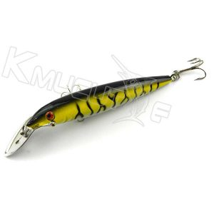 Metal lip minnow