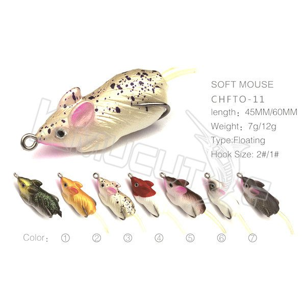 Field mouse lure