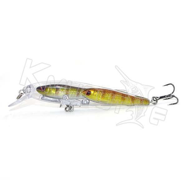 Baitball minnow with 2pcs in