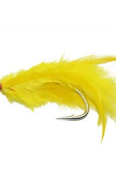 Feather fishing hook