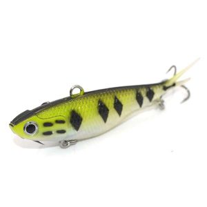 Soft vibe lure