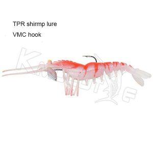 New Soft shrimp(7cm)