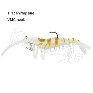 New Soft shrimp(10cm)