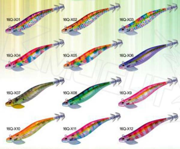 Japanese quality Squid Jigs With Stell Balls Wholesale