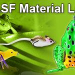BASF Material Soft Frog & Bird &Mouse Lures Wholesale