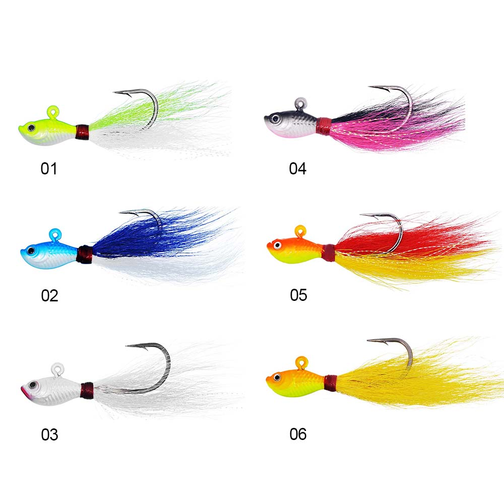 Feature fishing lures from kmucutie