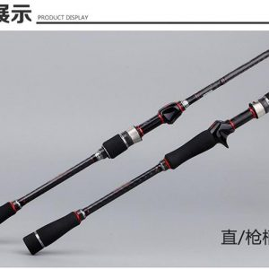 KBT26–2PCS Surf Rod Spinning/Casting with Fuji Guide Ring