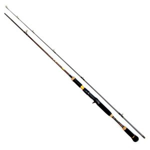 KBF27–2 section freshwater bass rod Straight Shank/Grips with Chinese Guide Ring