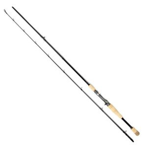 KBF25–2 section freshwater bass rod KBF25Straight Shank/Grips with Chinese Guide Ring