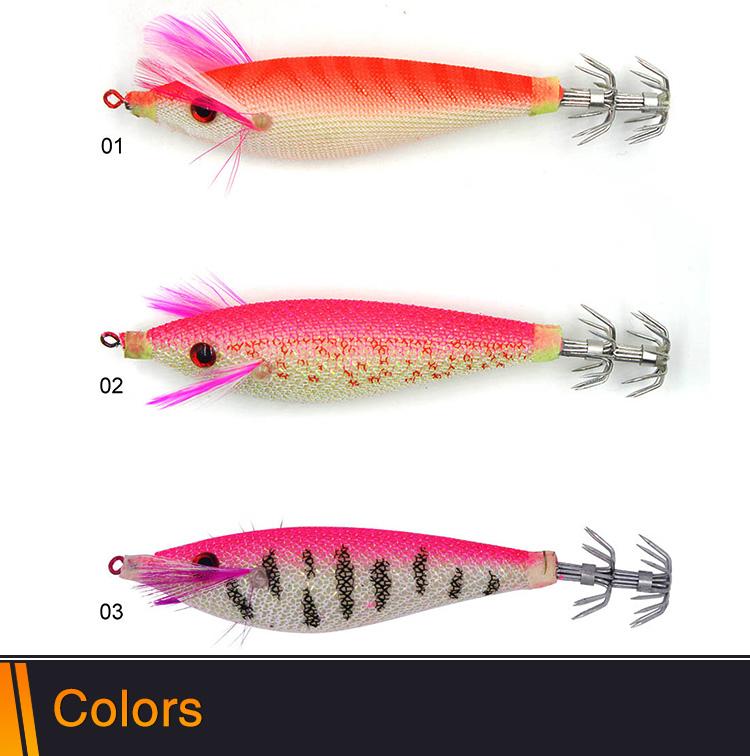 Fishing lures squid jigs CHS015