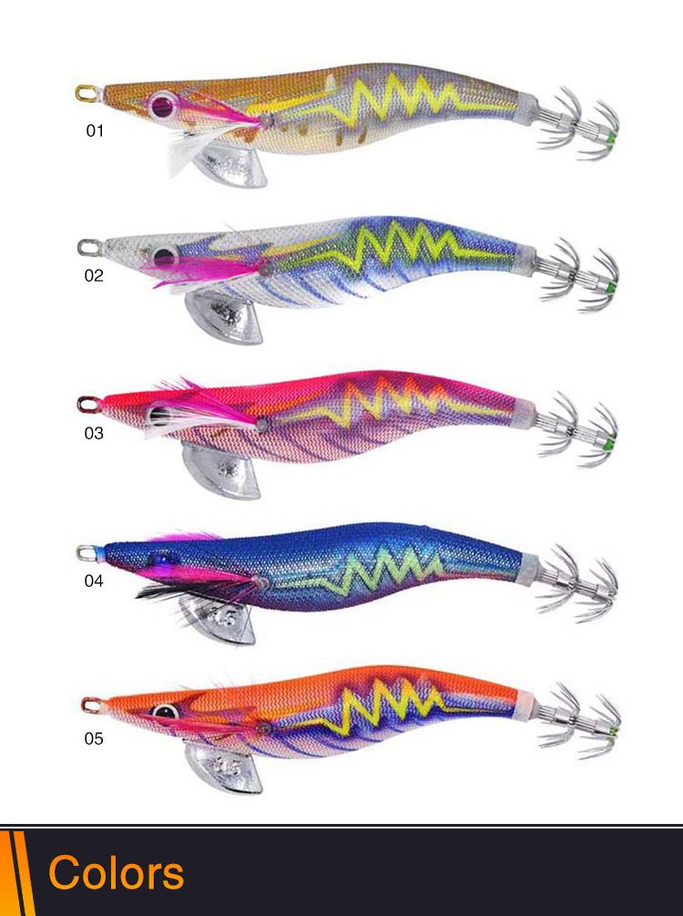 Fishing lures squid jigs CHS024